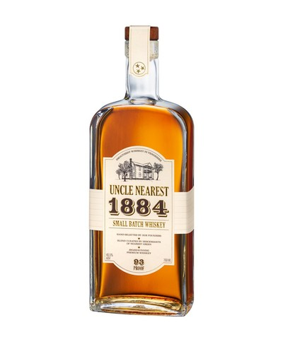 UNCLE NEAREST 1884 SMALL BATCH 750ML