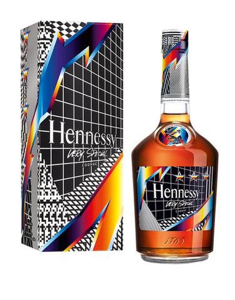 HENNESSY VERY SPECIAL COGNAC  LIMITED EDITION 750ML