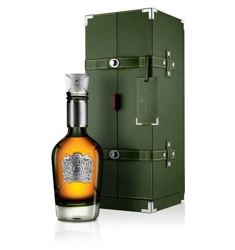 CHIVAS REGAL THE ICON  BLENDED WHISKY 750ML