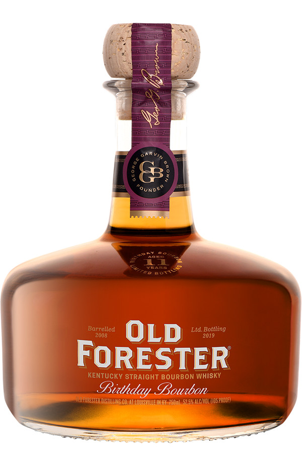 OLD FOREST KENTUCKY STRAIGHT BIRTHDAY BOURBON 750ML